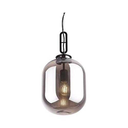 Lampa wisząca szklana nowoczesna Honey 24 Dymiona MaxLight do salonu