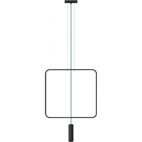 Lampa druciana wisząca minimalistyczna Rana I Thoro do kuchni
