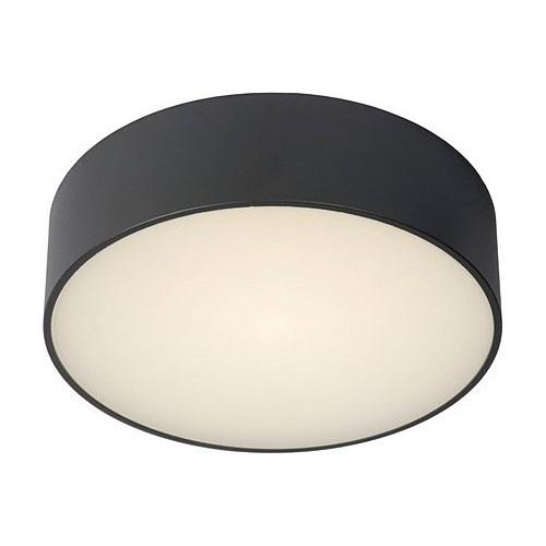 Plafon zewnętrzny okrągły Roxane 25 LED antracytowy Lucide