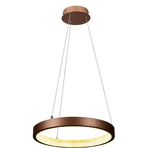 Lampa wisząca okrągła Karlo 40 LED...