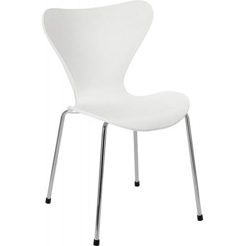 Krzesło designerskie z tworzywa...