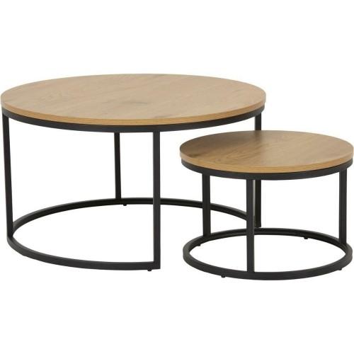 Zestaw stolików okrągłych...