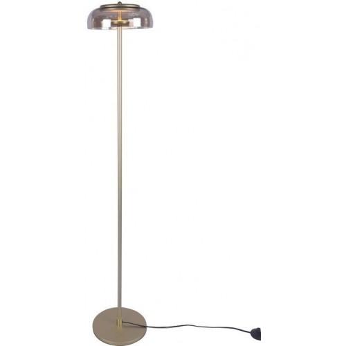Lampa podłogowa szklana Disco LED...