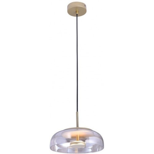 Lampa wisząca szklana Disco 23 LED...