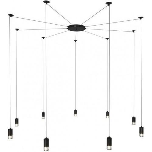 """Lampa wisząca designerska """"pająk""""..."""