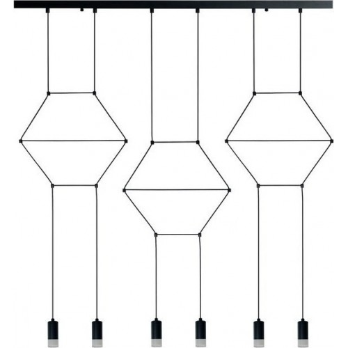 Lampa wisząca designerska Linea VI...