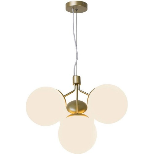 Lampa wisząca szklane kule glamour...
