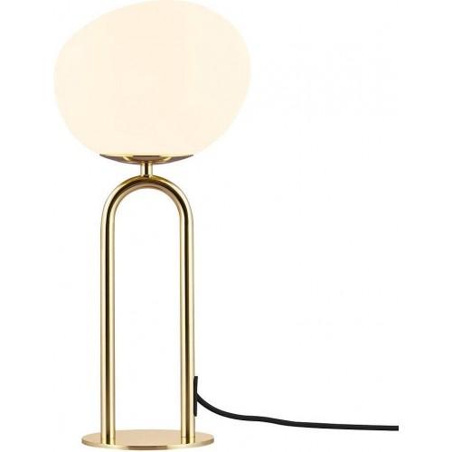 Lampa stołowa szklana glamour Shapes...