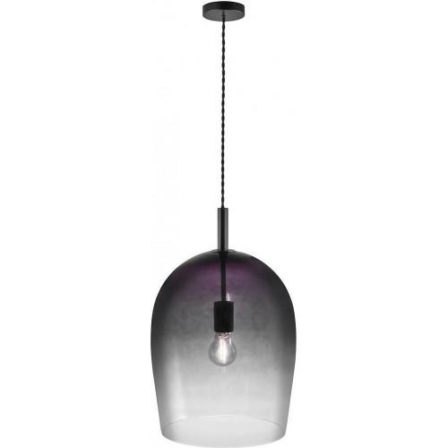 Lampa wisząca szklana Uma 30 dymiona...