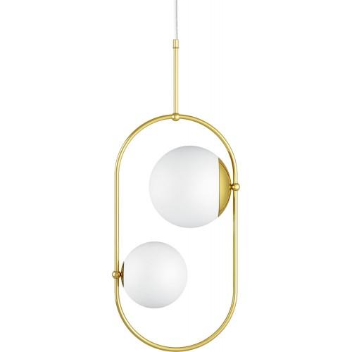 Lampa wisząca szklane kule Koban C 28...