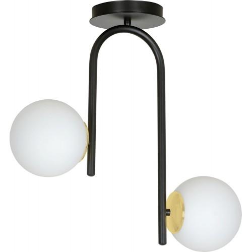 Lampa sufitowa szklane kule Ragnar 2...