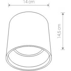 Lampa wisząca LOFT GLASS 3