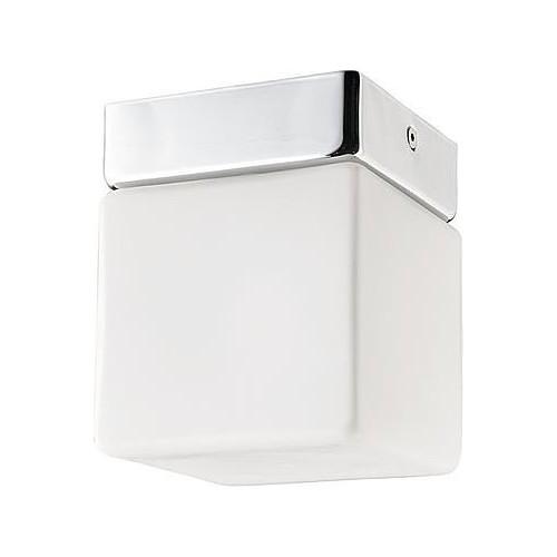 Plafon szklany łazienkowy Sis Chrom Nowodvorski do łazienki.