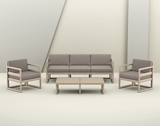 Fotele i sofy ogrodowe