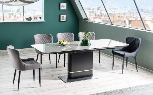 Stół na jednej nodze do kuchni