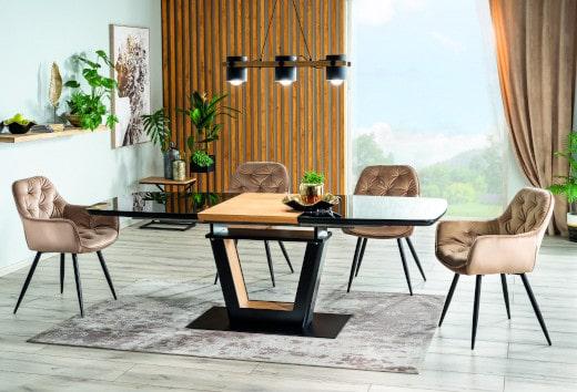 Stylowe stoły