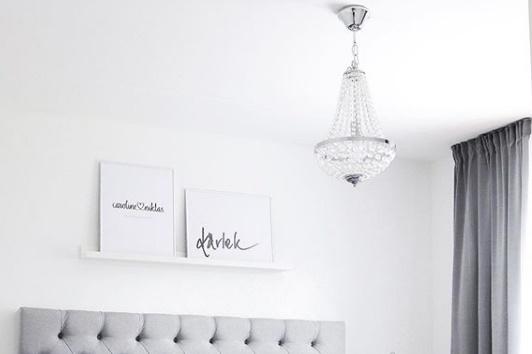 Żyrandol wiszący z kryształkami w stylu glamour Granso Markslojd